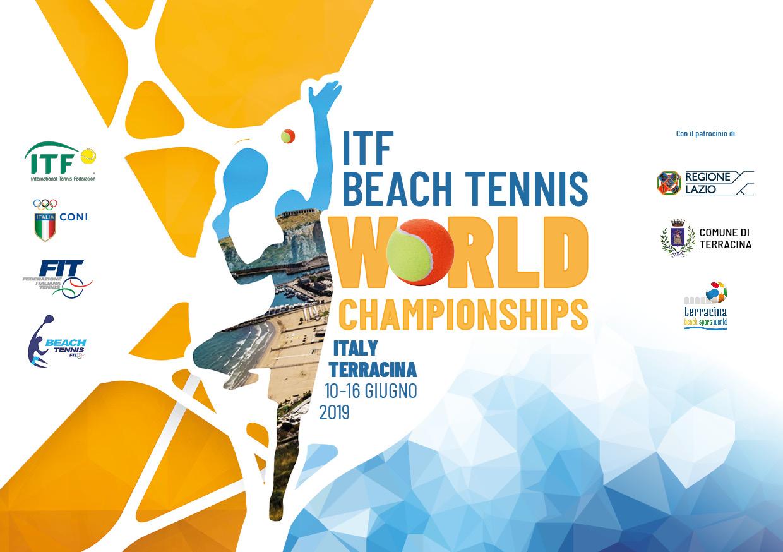 ITF Beach Tennis WORLD CHAMPIONSHIP 2019 TERRACCINA - ITALY